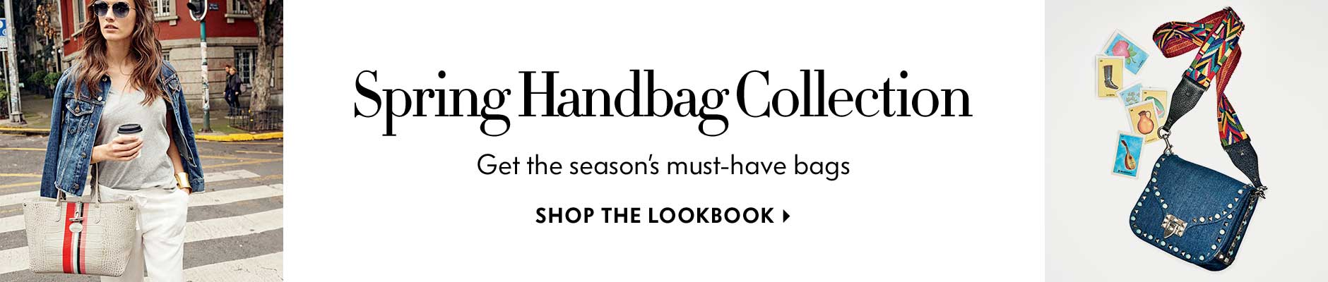 Spring Handbags Lookbook
