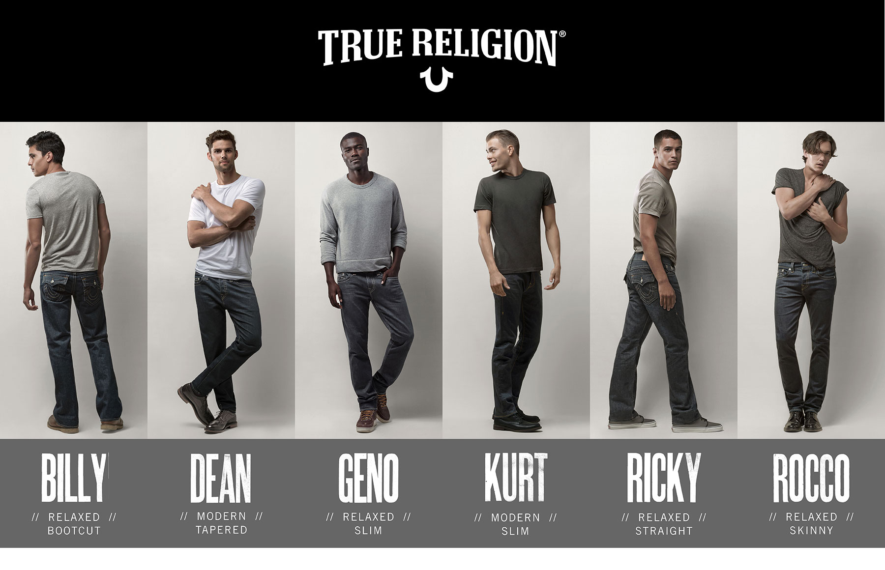 True Religion Fit Guide