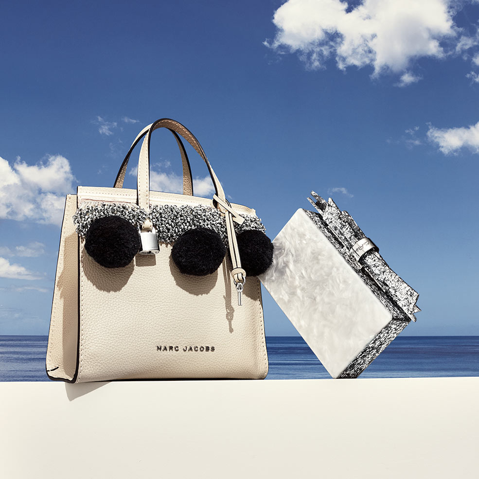 Trend: White Bags