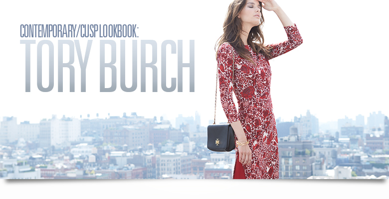 World of Tory Burch Lookbook