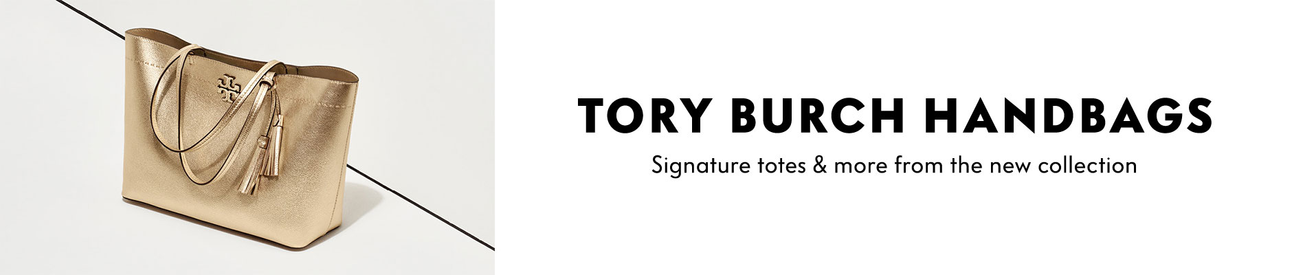 Tory Burch Handbags - signature totes & more from the new collection