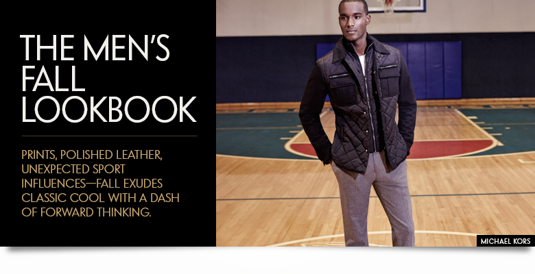 The Men's Fall Lookbook