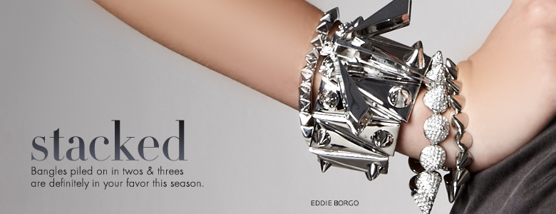 Stacked: Eddie Borgo