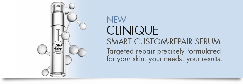 Clinique: Smart Custom Repair Serum