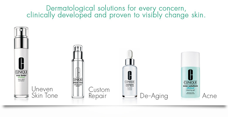 Clinique: Skin Care