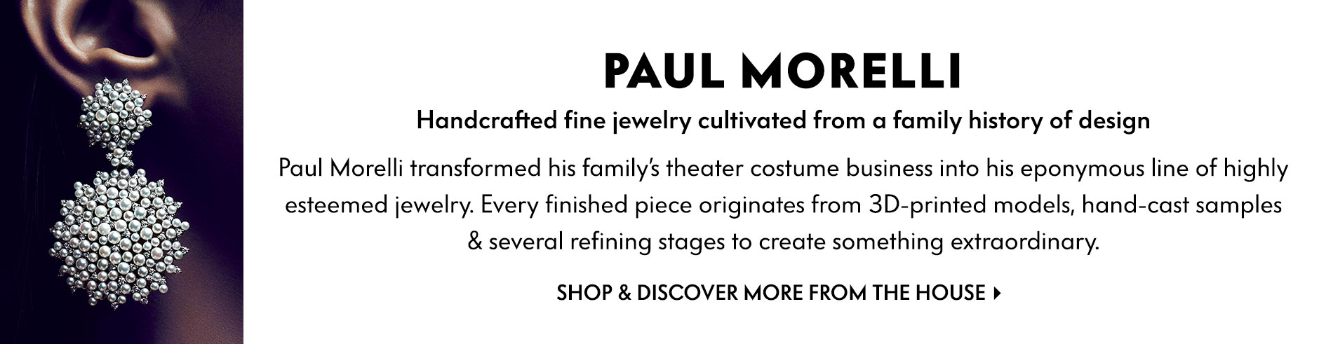 Paul Morelli Lookbook