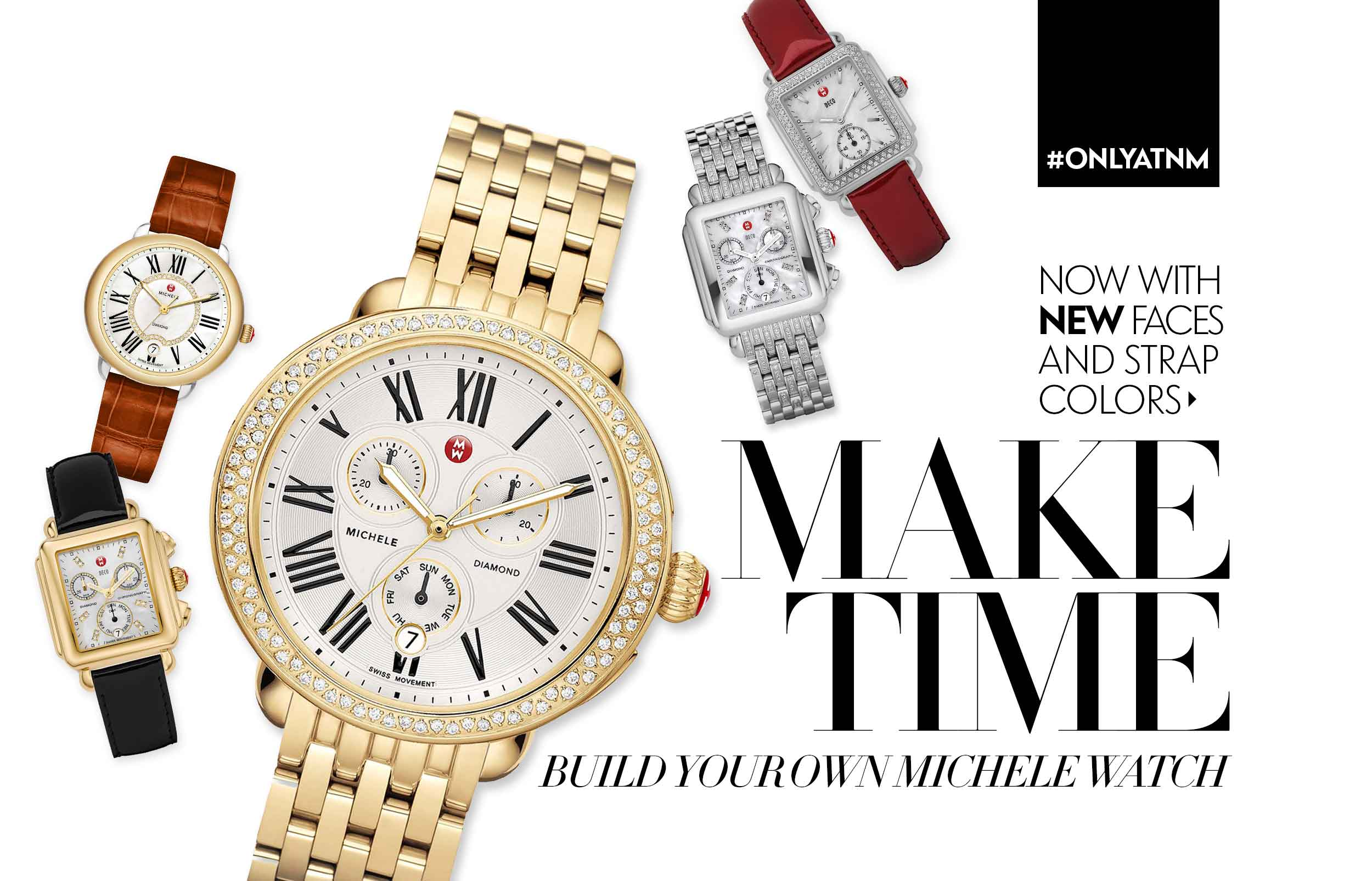 Make Time: Build Your Own MICHELE watch