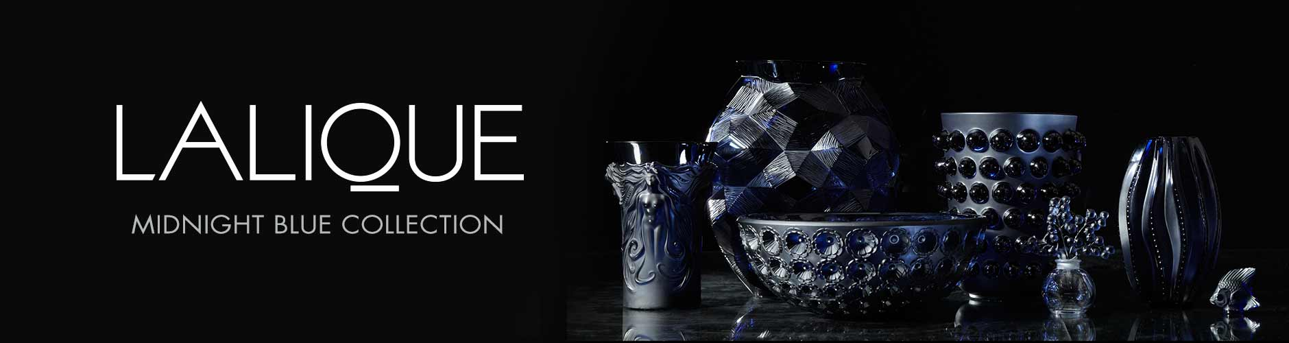 Lalique: Midnight Blue Collection