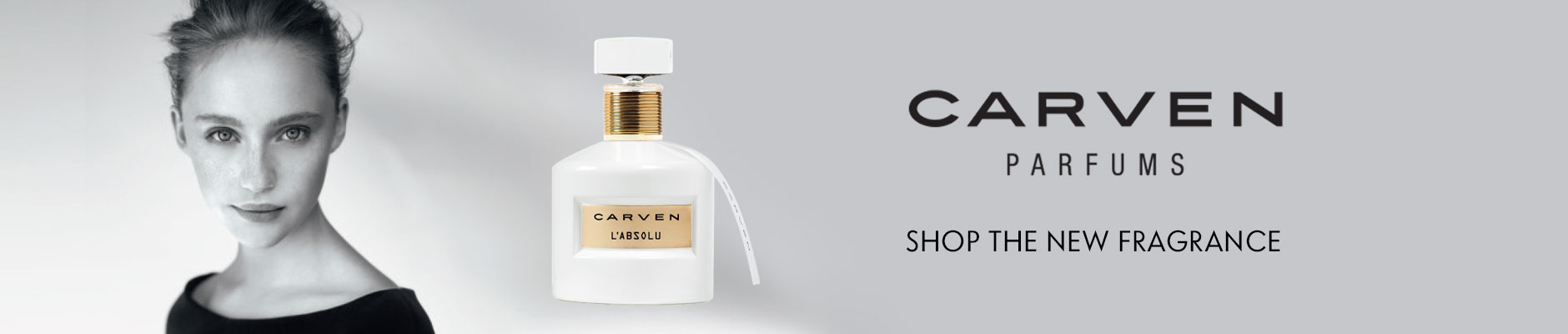 Carven Parfums - Shop The New Fragrance
