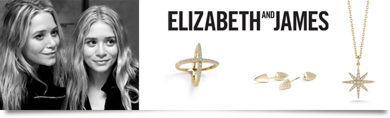 Elizabeth and James Jewelry