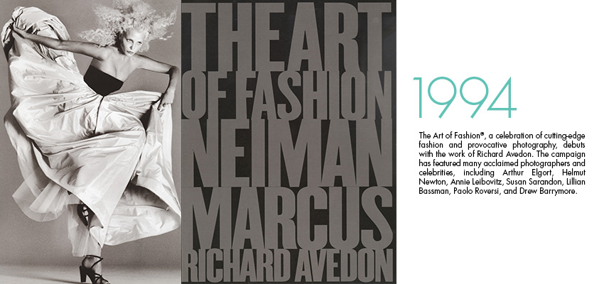 Neiman Marcus: A Storied Past