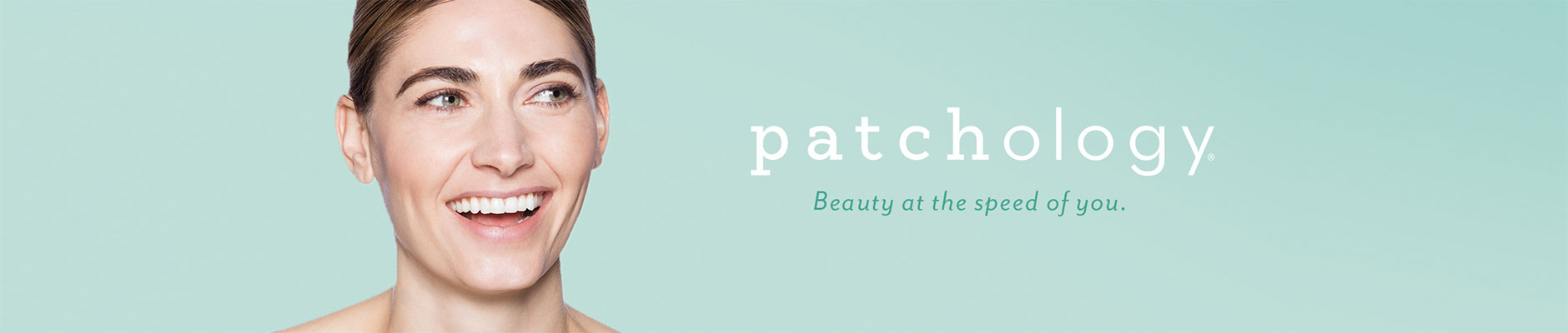 patchology - Beauty at the speed of you.