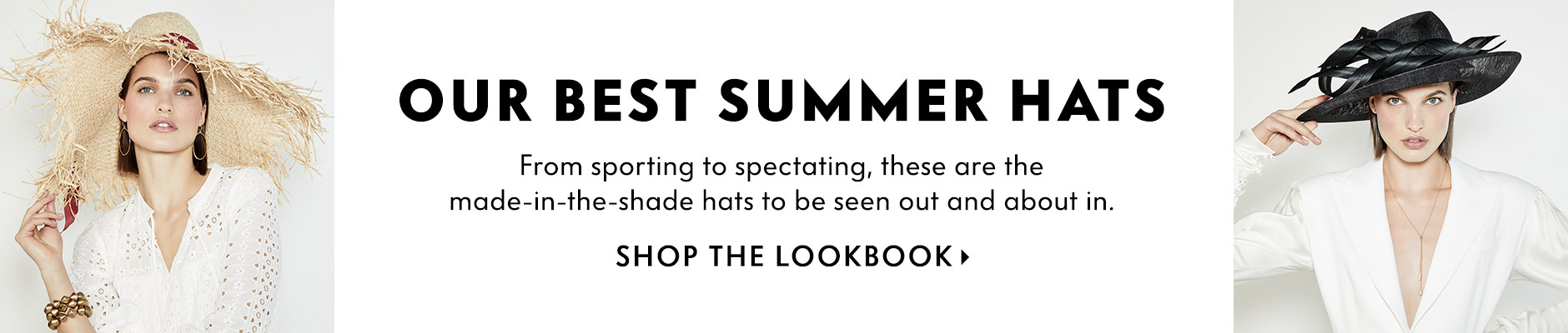 Summer Hat Lookbook