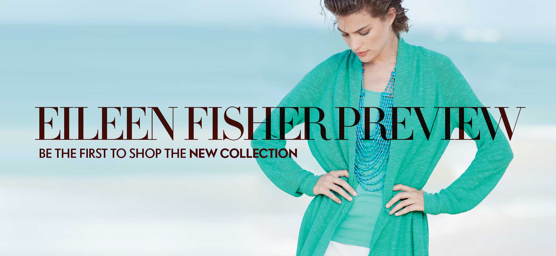 Eileen Fisher Trunk Show