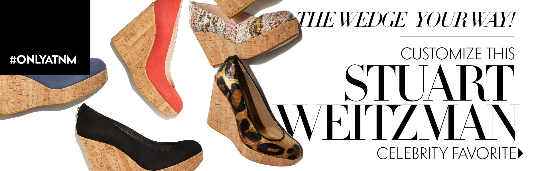 Customize Stuart Weitzman Your Way