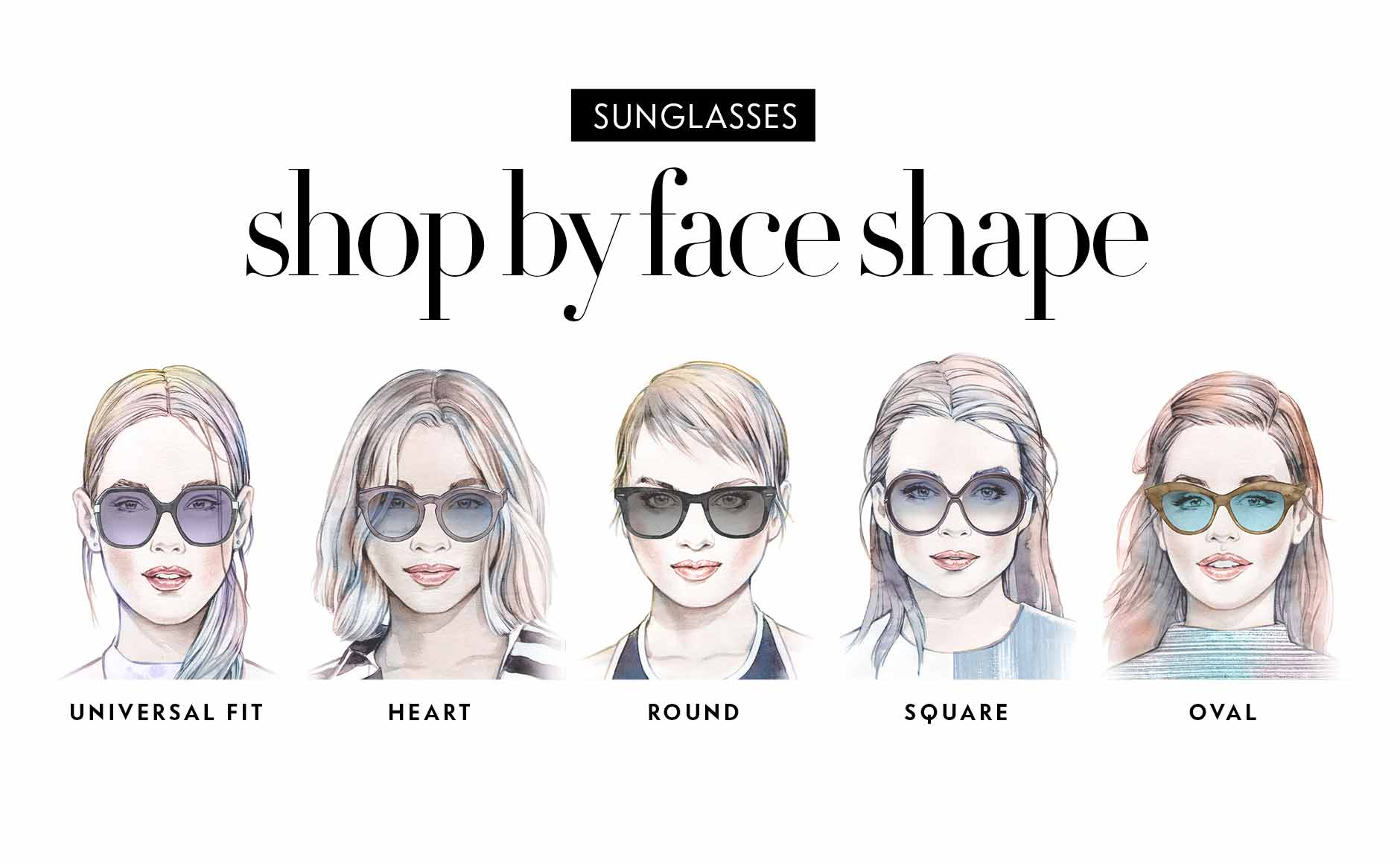 shop by face shape