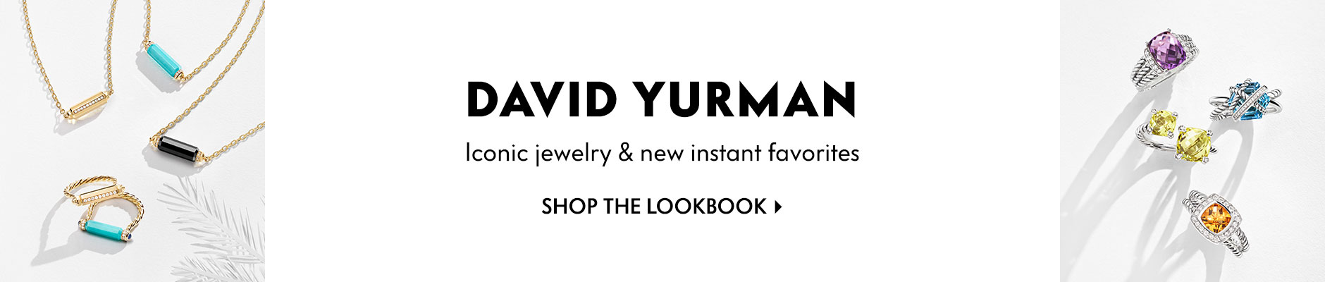 David Yurman Holiday Mailer Lookbook