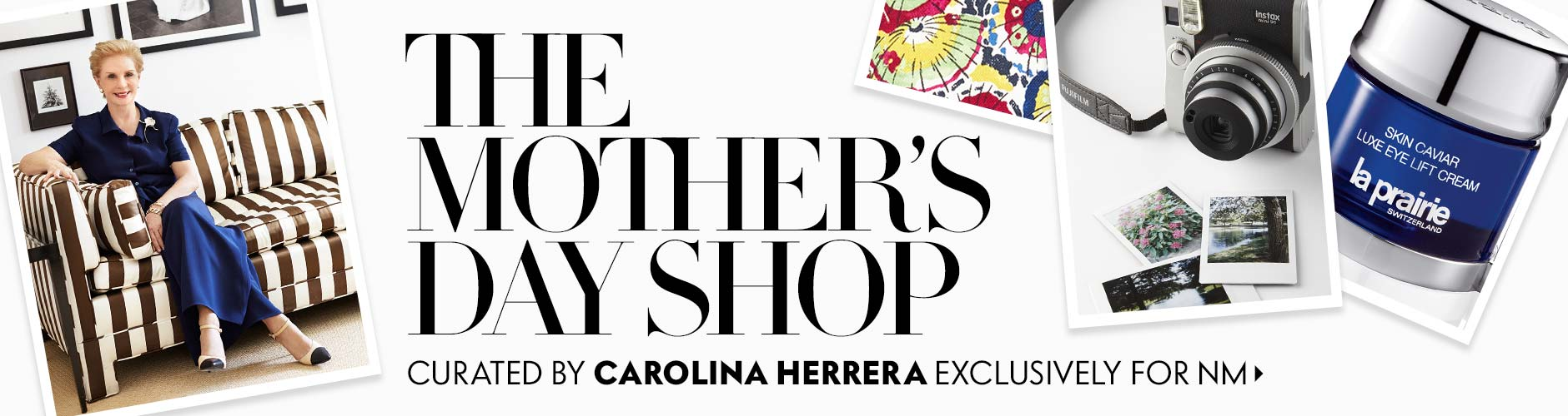 Carolina Herrera Mother's Day