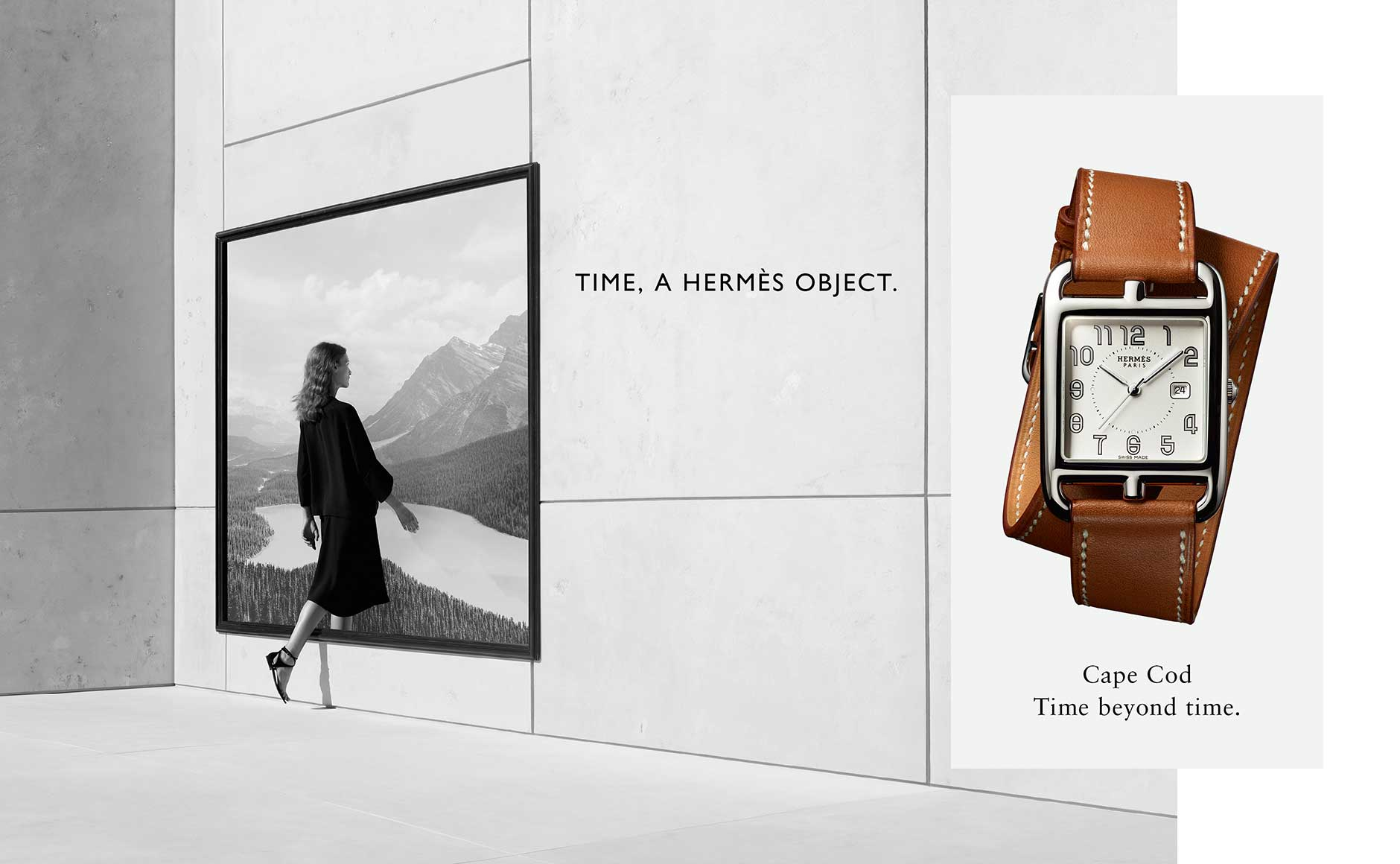Time, A Hermes Object. Cape Code - Time beyond time.