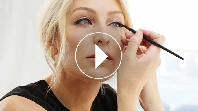 How to: Long-Wear Gel Eyeliner