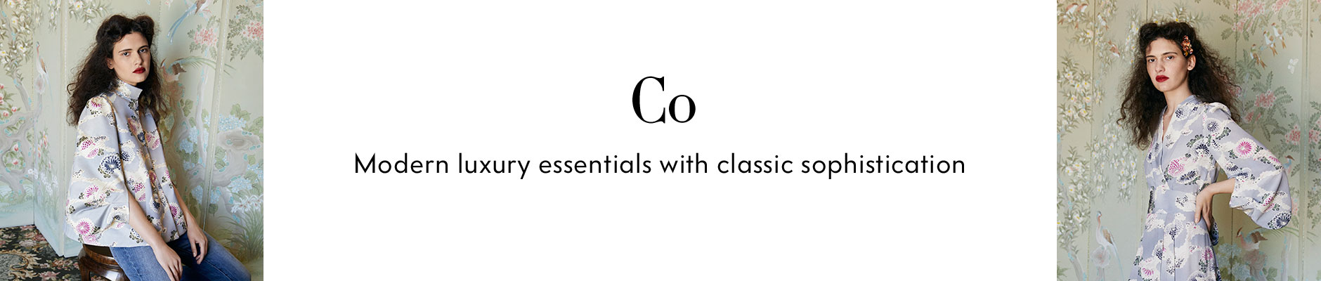 Co - Modern luxury essentials with classic sophistication