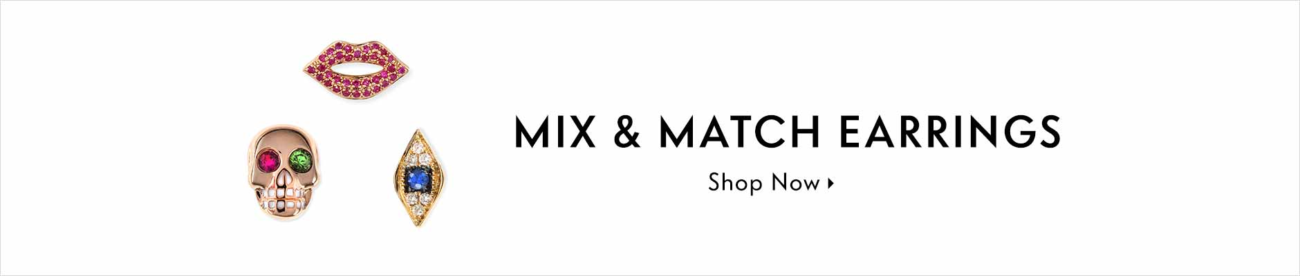 Mix And Match Earrings