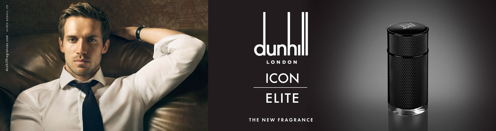 Dunhill London: Icon Elite - The New Fragrance
