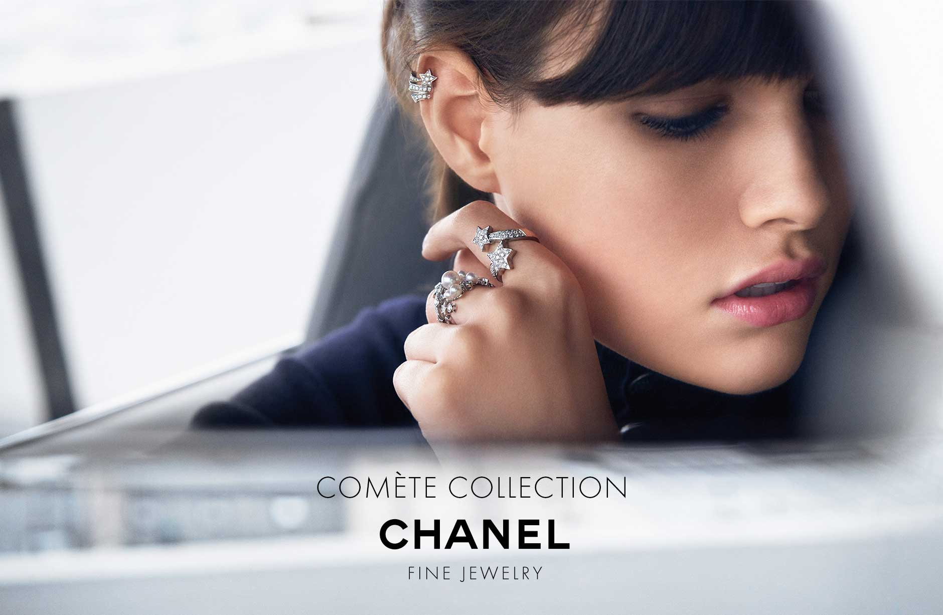 Chanel: Fine Jewelry - Comete Collection