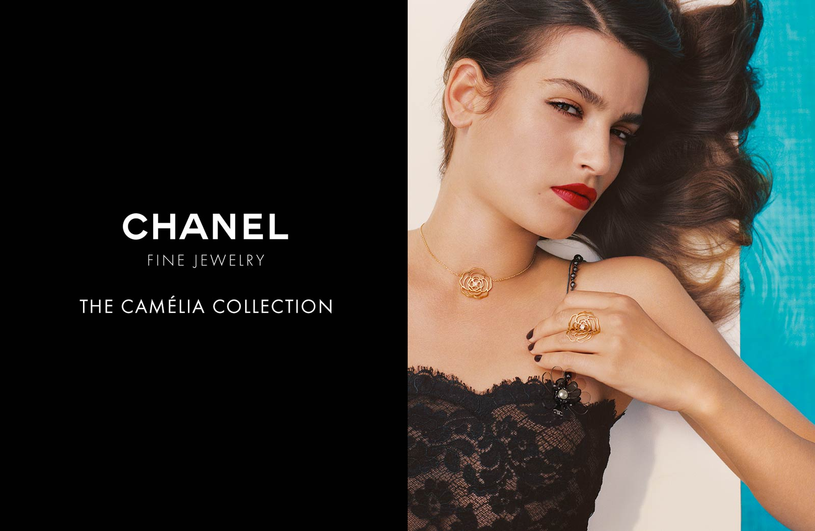 Chanel: Fine Jewelry - The Camelia Collection