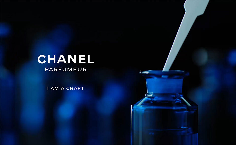 Chanel: Parfumeur - I am a craft