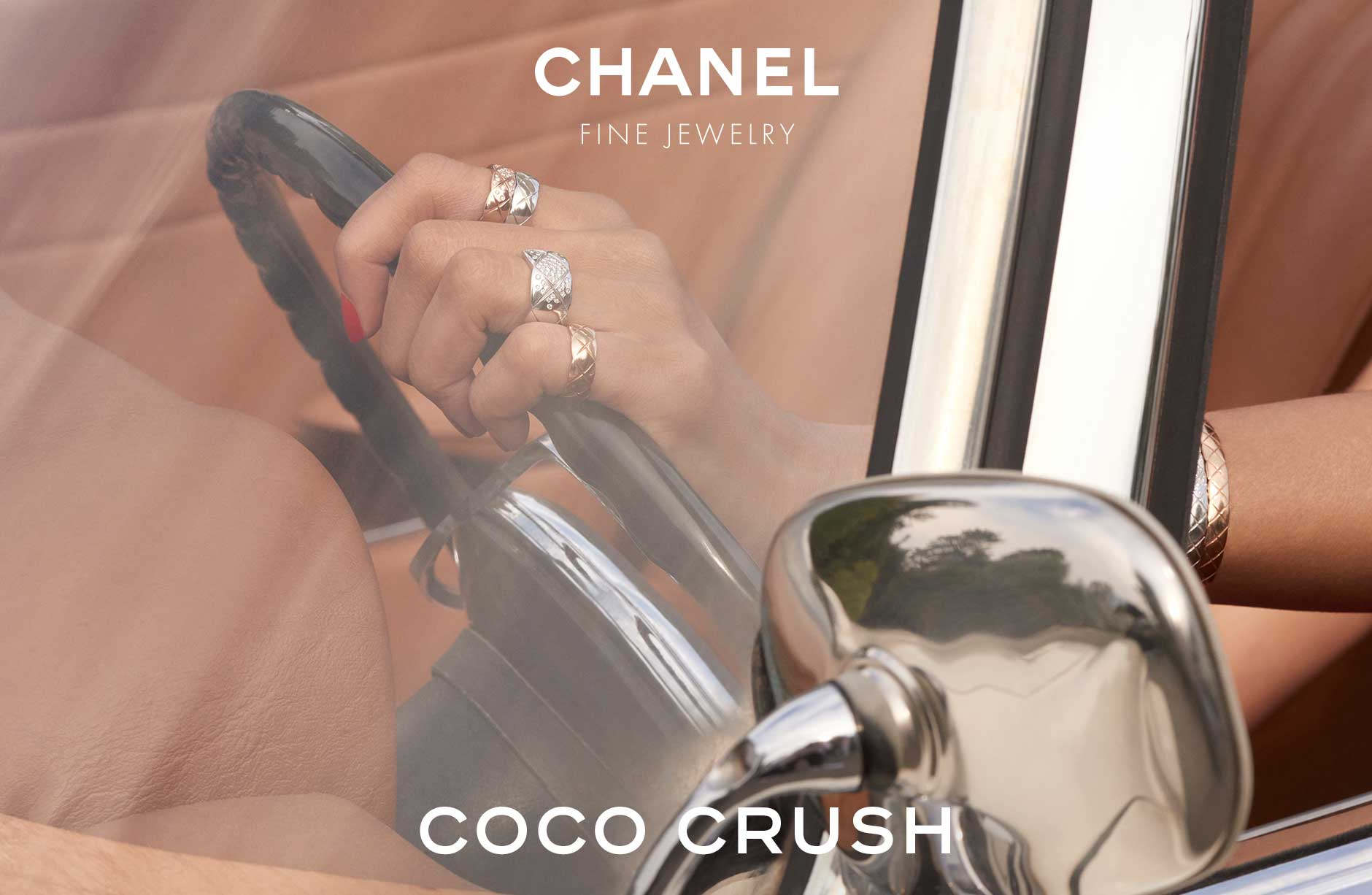 Chanel: Fine Jewelry - Coco Crush