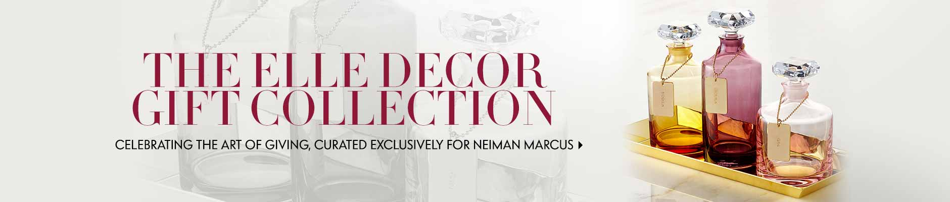Elle Decor exclusively at NM