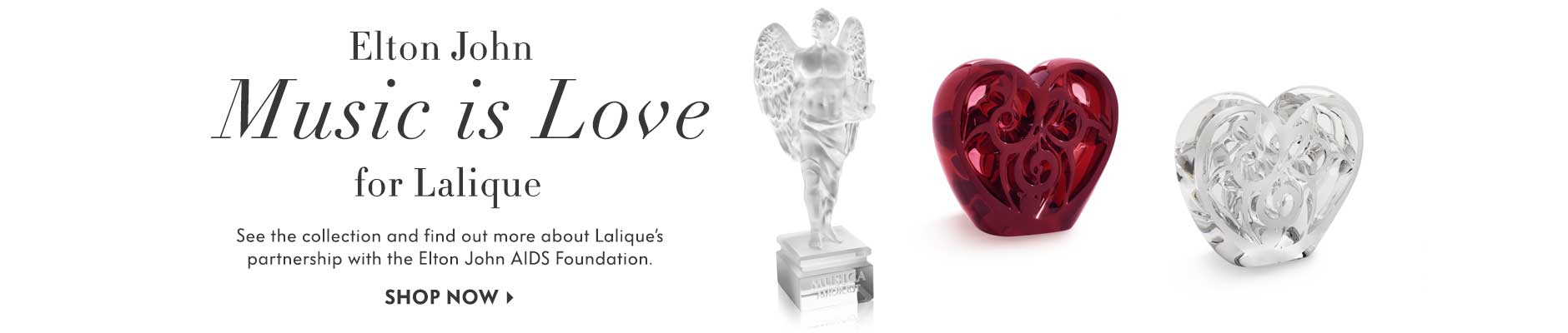 Music is Love - Lalique