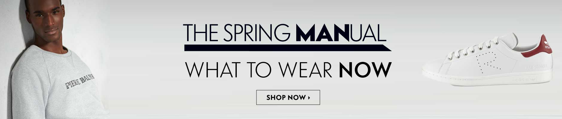 InSite: Spring 2016 - Men's Must-Haves