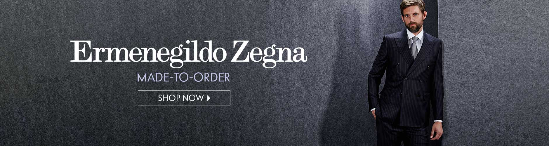 Zegna Made-To-Order