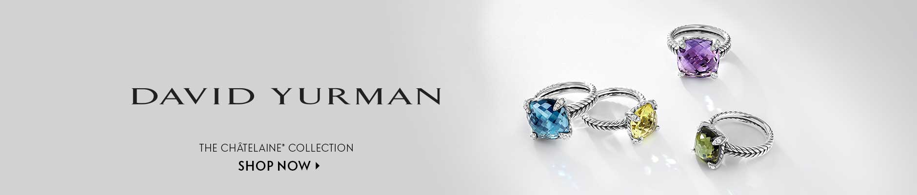 David Yurman - The Châtelaine® Collection