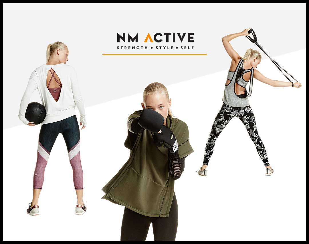 NM Active - Strength, Style, Self