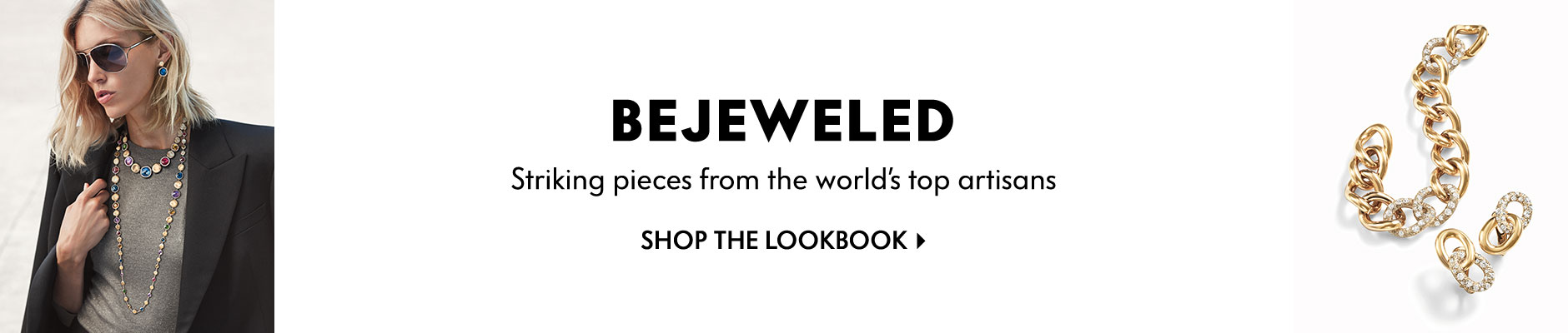 Bejeweled Precious Jewelry Lookbook