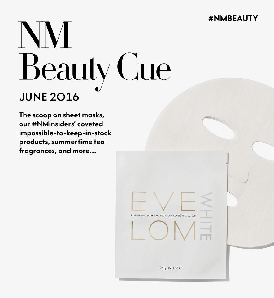 Neiman marcus credit card - Neiman Marcus Beauty Cue June 2016