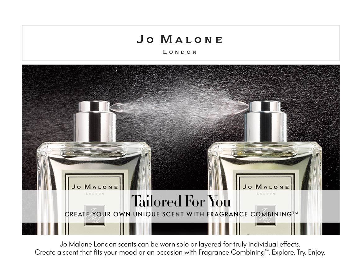 Jo Malone - Tailored for you