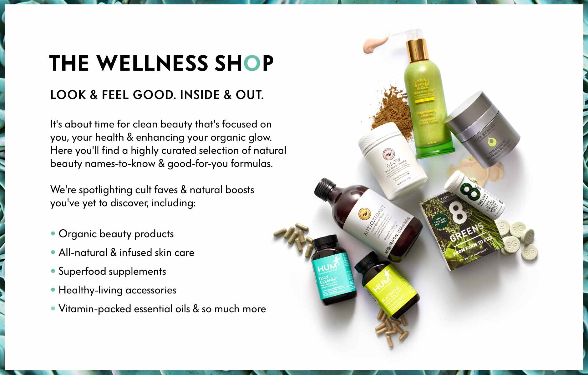 The Wellness Shop - Look & feel good. Inside & out.