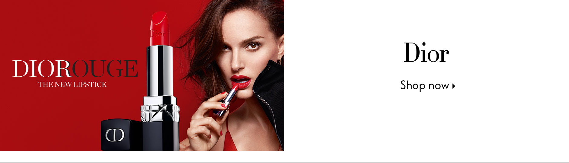 Dior: Rouge - The New Lipstick