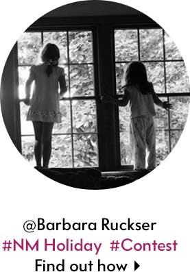 @Barbara Ruckser #NM Holiday # Contest - Find out how