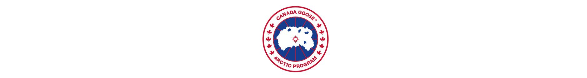 canada goose logo right or left arm