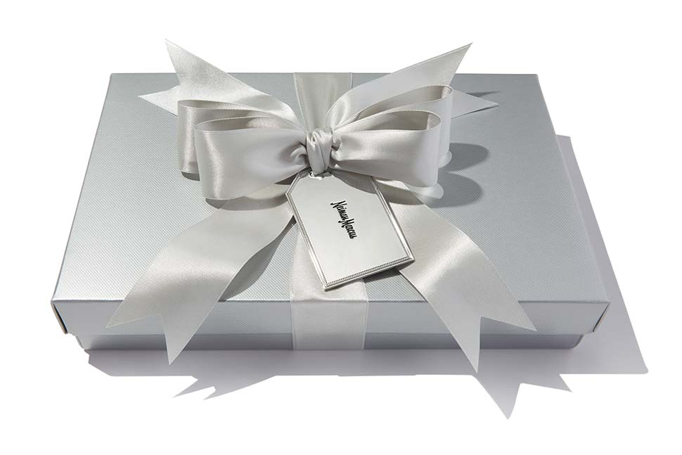 Gift Packaging At Neiman Marcus