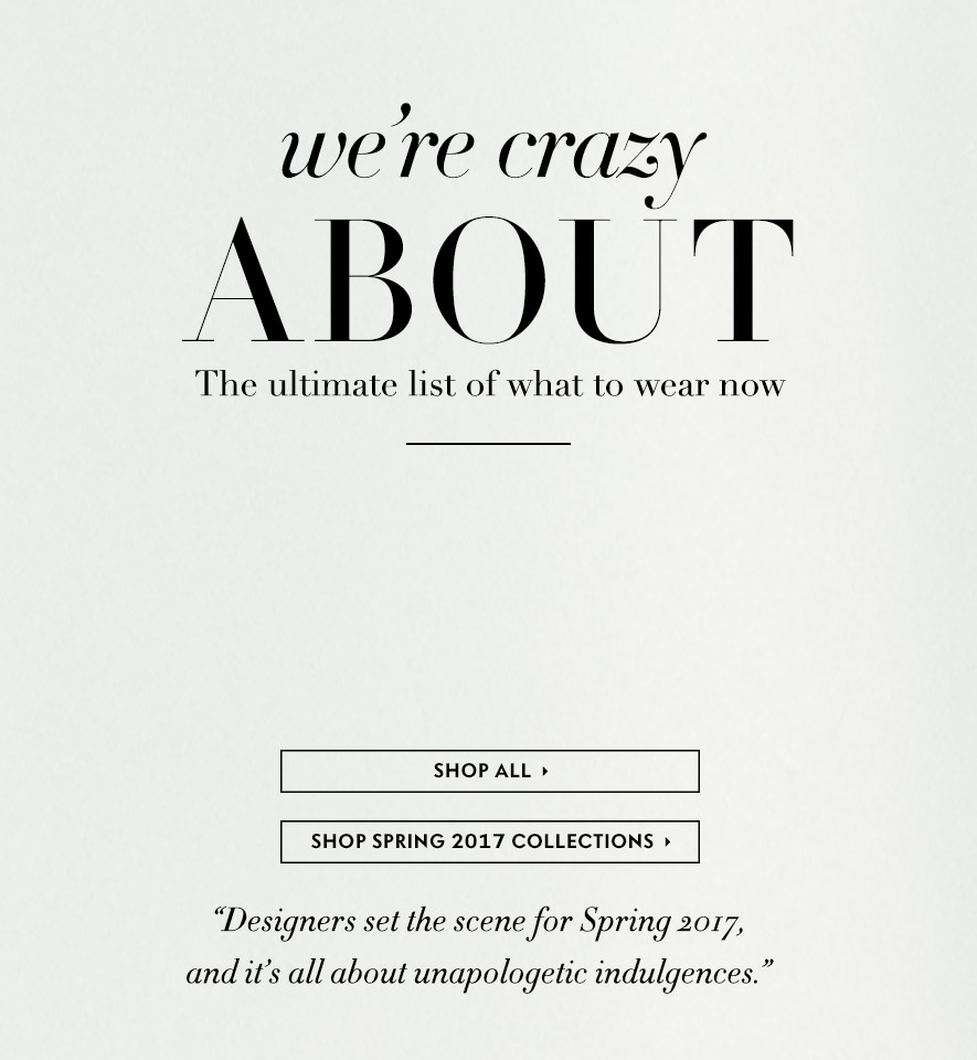 Neiman marcus credit card -  Neiman Marcus Spring Launch 2017