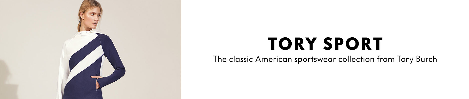 Tory Sport - the classic American sportswear collection from Tory Burch