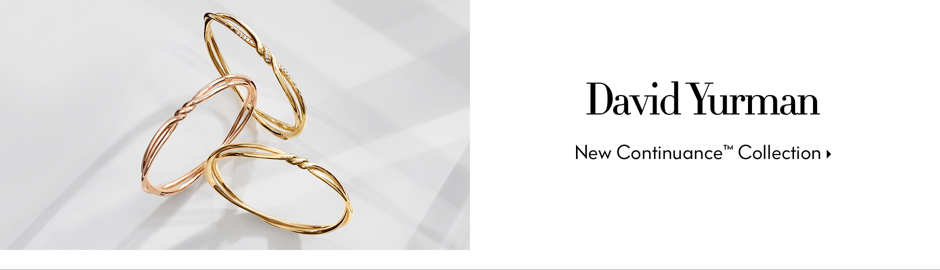 David Yurman New Continuance??? Collection