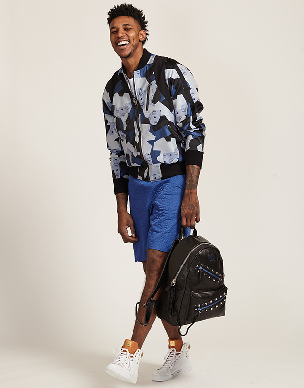 Nick Young in MCM