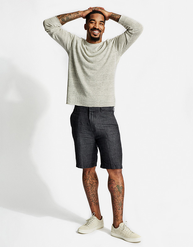JR Smith in Vince